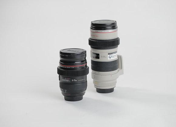 2 lens kit 24-70, 70-200