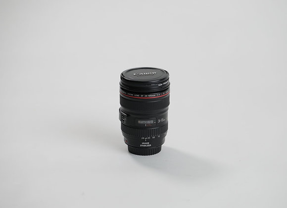 Canon 24-105mm f4 L Series Lens