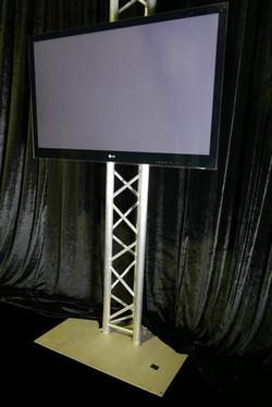 """50"""" Plasma TV amd Stand"""