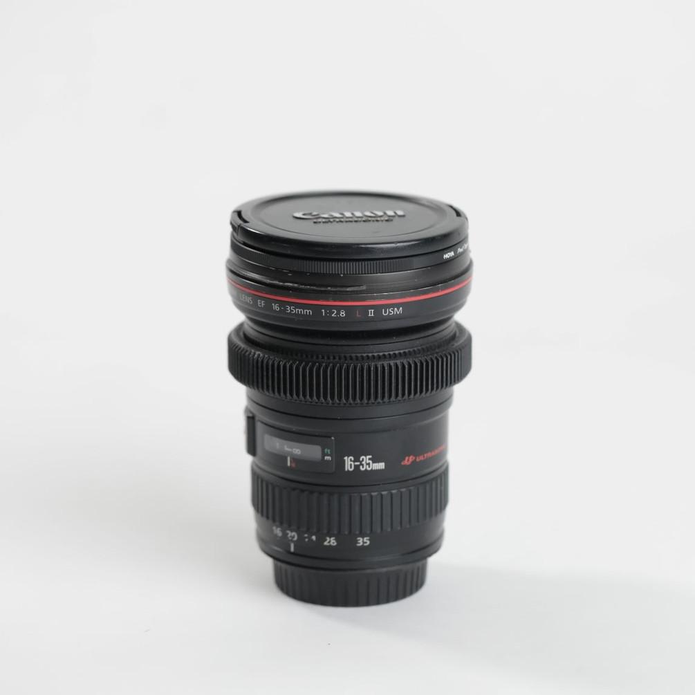 Canon 16-35mm f2.8 L Series