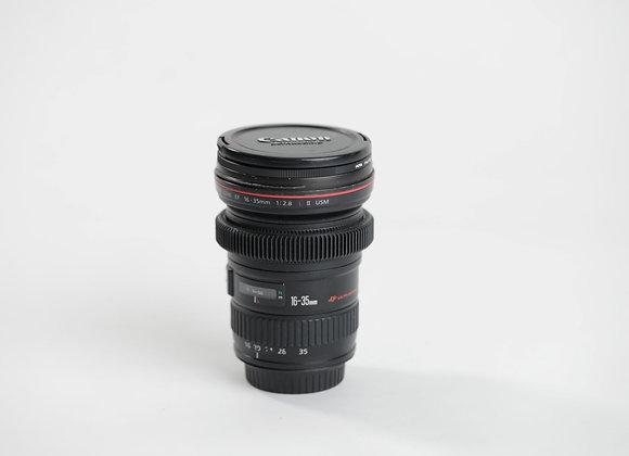 Canon 16-35mm f2.8 L Series Lens