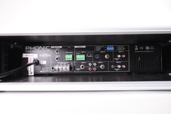 240 Watt, 100V Line Mixer Amplifier - CA240