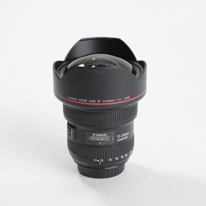Canon 11-24mm f4 L Series