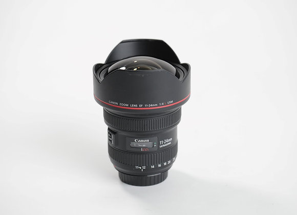 Canon 11-24mm f4 L Series Lens