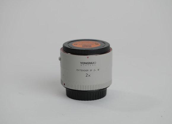 Yongnuo Extender EF 2x III