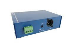100V Audio Signal Level Converter Back