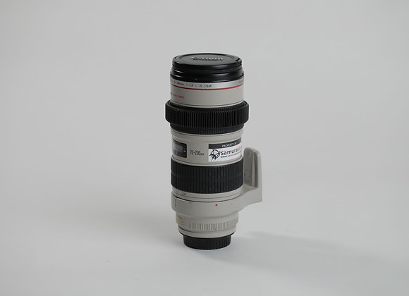 Canon 70-200mm f2.8 L Series Lens