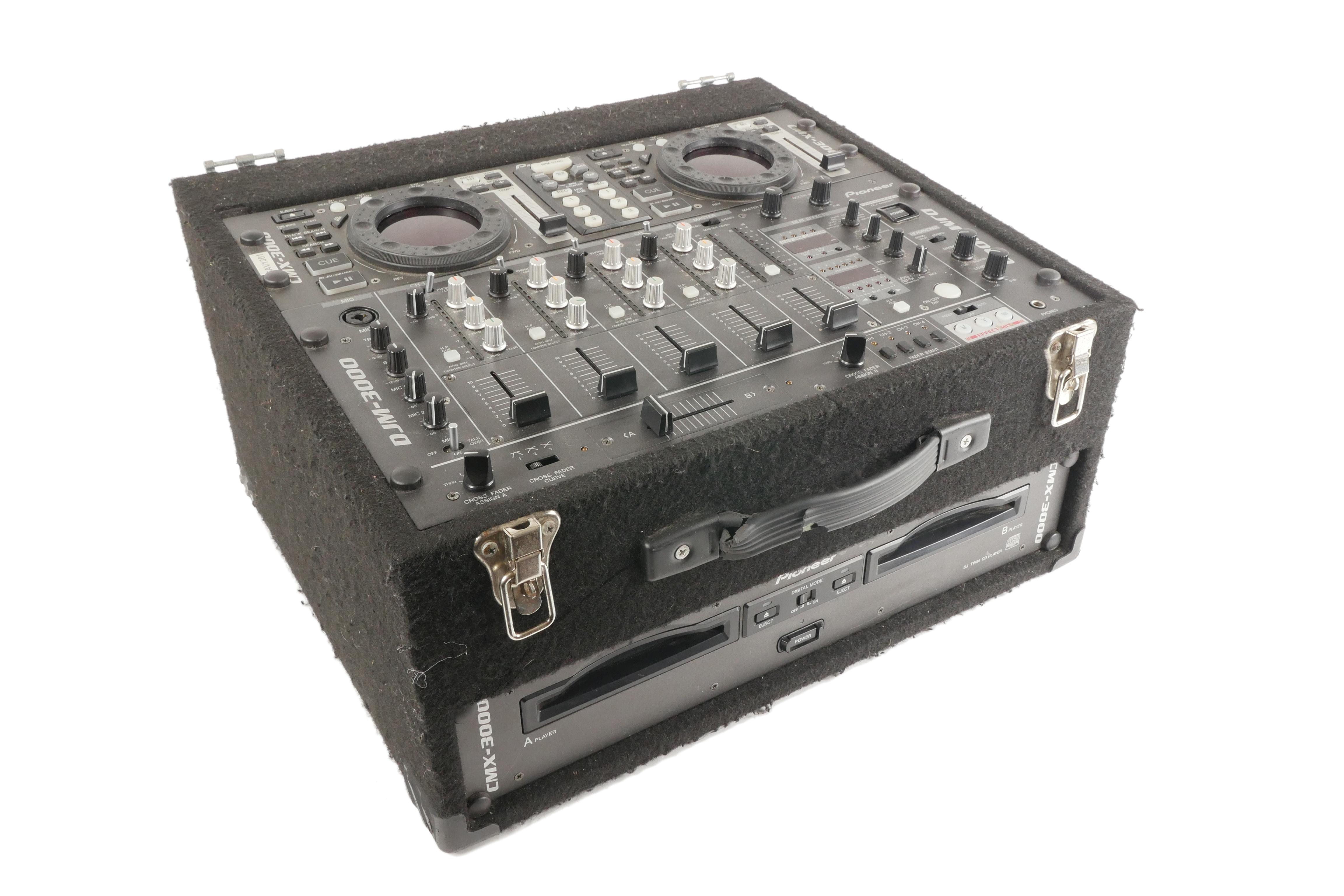 CMX3000 DJ Mixer
