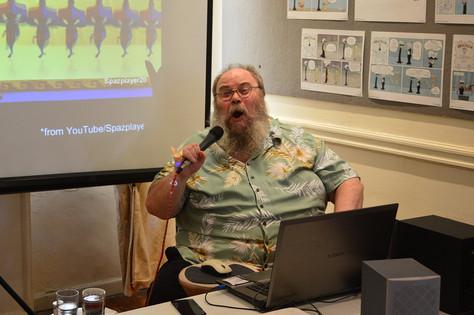 Ο Ηλίας Ταμπακέας στο 4ο Φεστιβάλ και η συνεισφορά του