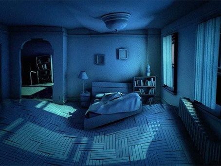"""Slow Wave""- Ένα Σουρεαλιστικό Animation για τις διαταραχές του ύπνου. (2016)"