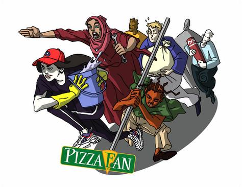 Διαγωνισμός Εικονογράφησης με Θέμα:  «ΣΤΙΓΜΕΣ ΜΕ PIZZA»
