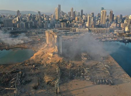 O que aprendemos com a tragédia em Beirute?