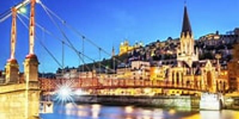 """""""Lyon, ville unique"""" par Cédric Cabanne"""