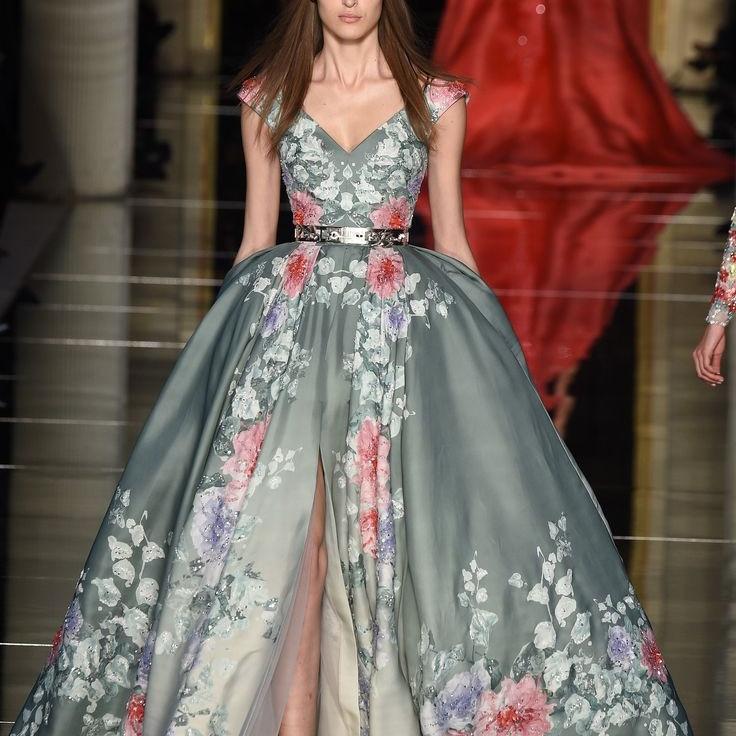 """""""La Haute Couture"""" par Brigitte Thibaut"""