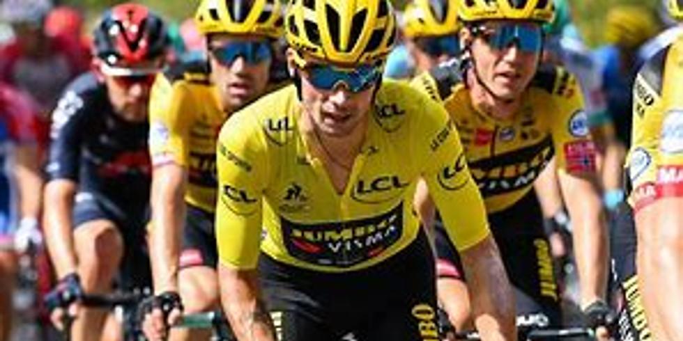 """""""La Grande Boucle : le Tour de France de 1903 à 2020"""" par  Vincent Raymond-Barker"""