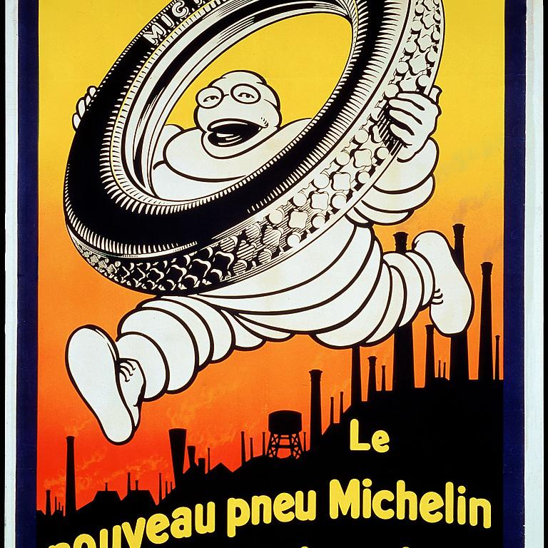 """""""L'épopée Michelin"""" par Claude Rapport"""