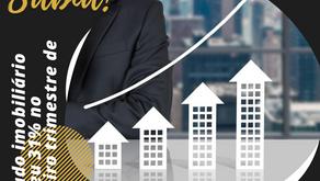 Mercado imobiliário cresceu 31% no primeiro trimestre de 2021