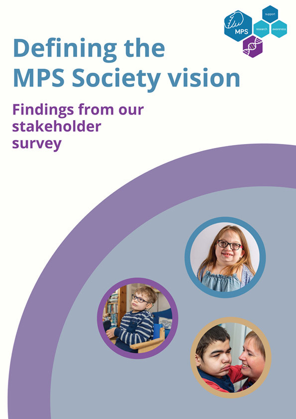 Cover image of the findings from our stakeholder survey