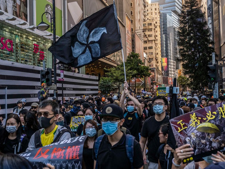 Hong Kong Deserves its Freedom