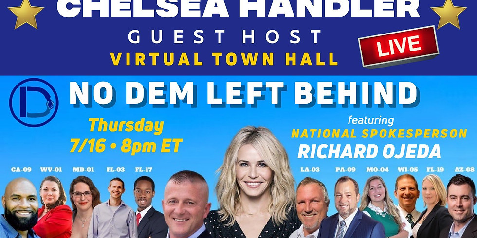 NDLB Townhall with Chelsea Handler