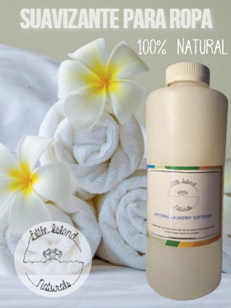 Natural Laundry Softener for laundry machine