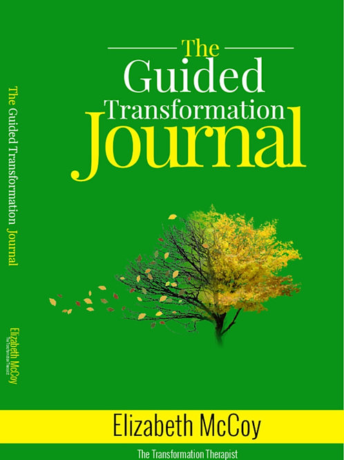 12-month guided Transformation Journal