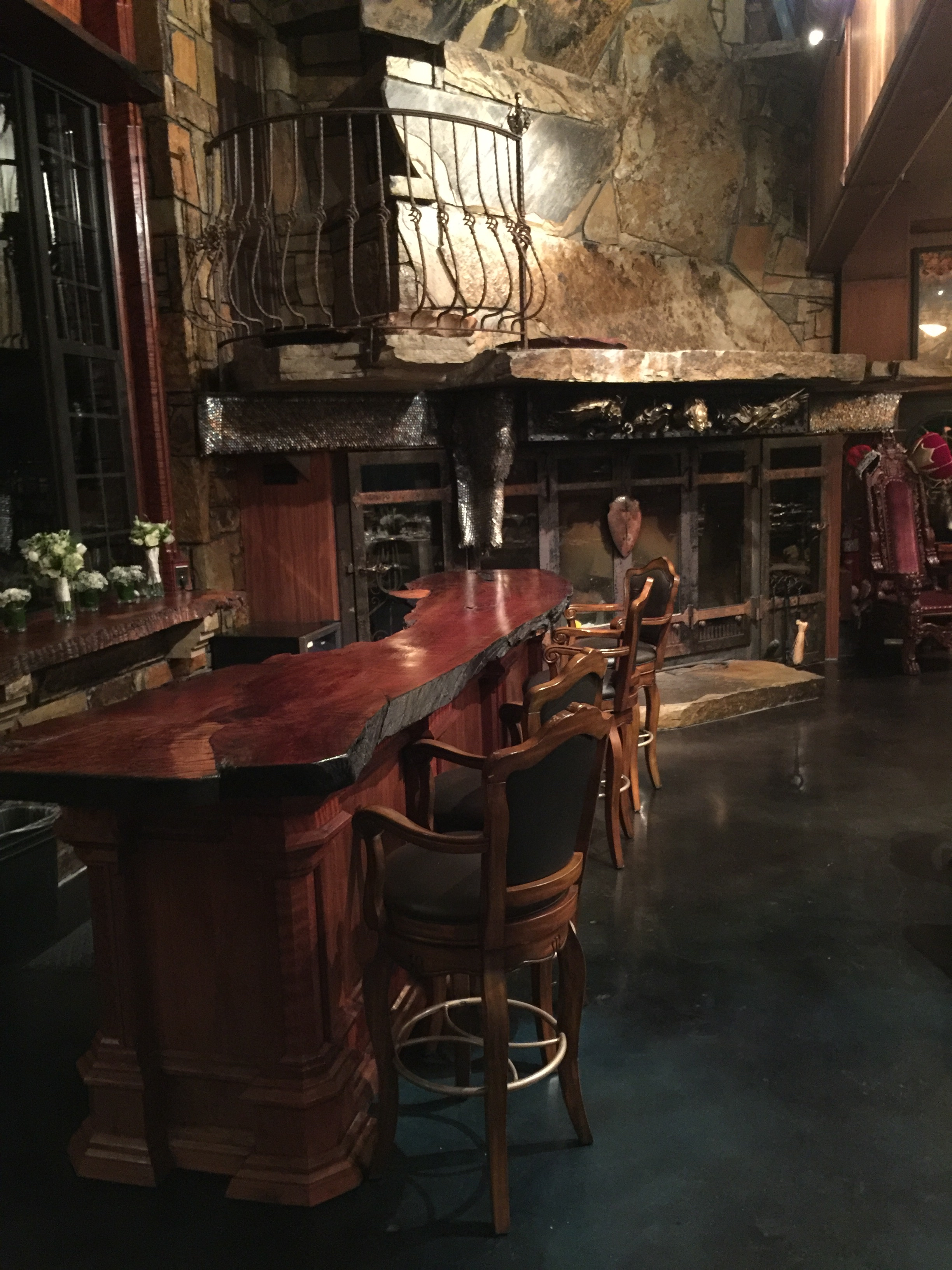 Great Hall at Castle Rogue's Manor