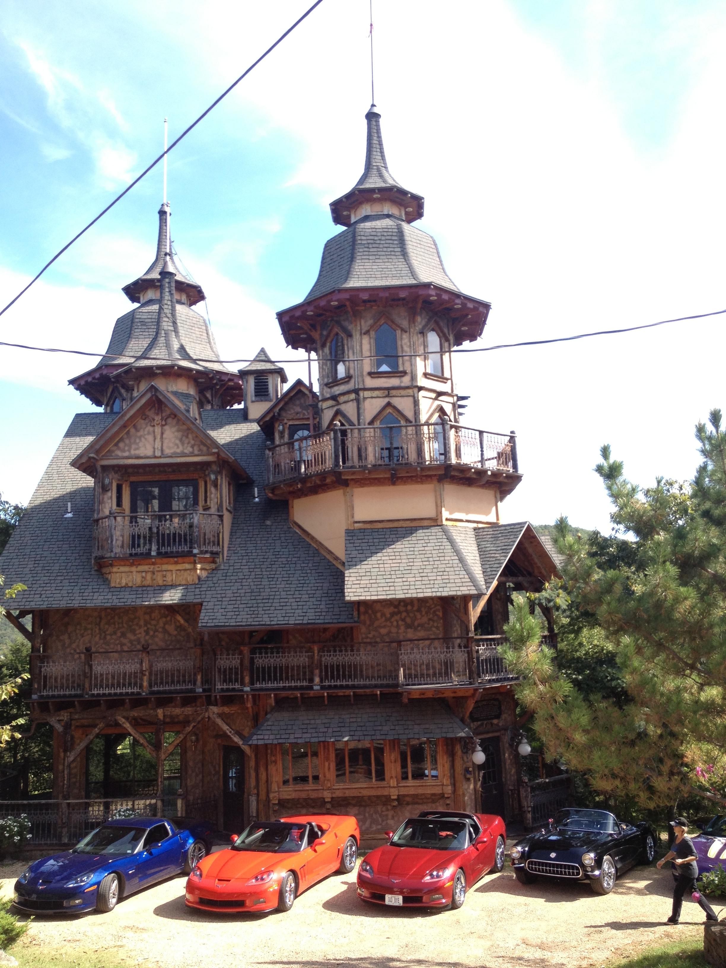 Castle Rogue's Manor