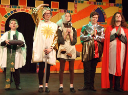 Spamalot 2017 - Penrith Cast - ACT Youth