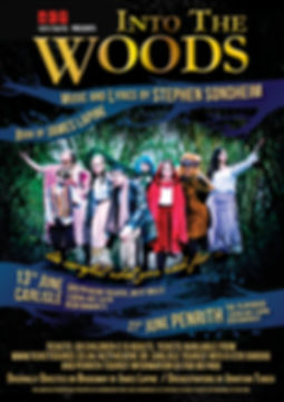 into the woods 2015 poster