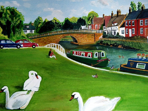 Avon & Kennet Canal, Hungerford