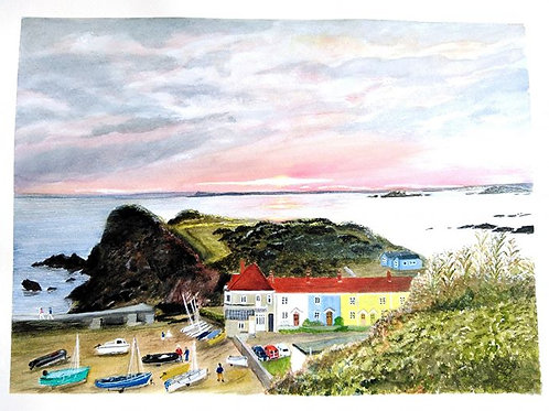 Hope Cove, Devon - ORIGINAL