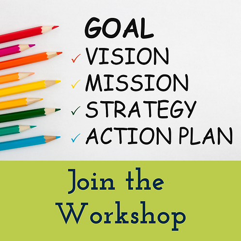 Goal Setting and Planning Workshop