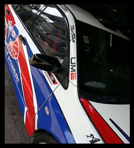 UM2 race car