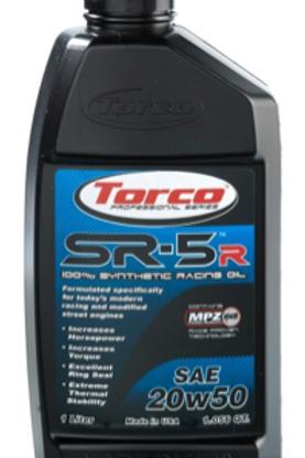 SR-5R SAE 20W-50