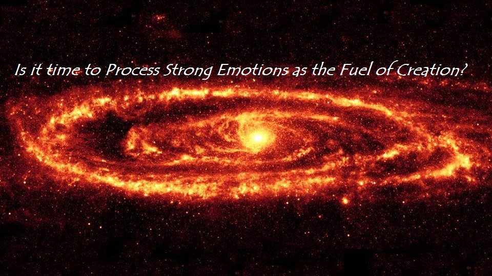 Is it Time to Process Strong Emotions?