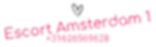 Escort Amsterdam 1 logo