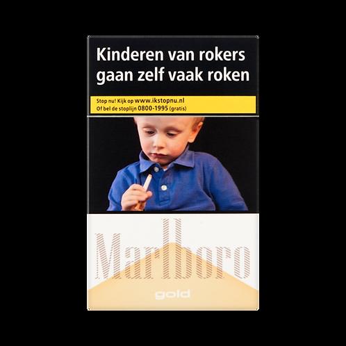 Marlboro Gold 20 (Alleen in combinatie met 20 euro aan drank)