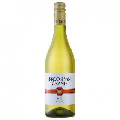 Kroon van Oranje witte wijn 75cl