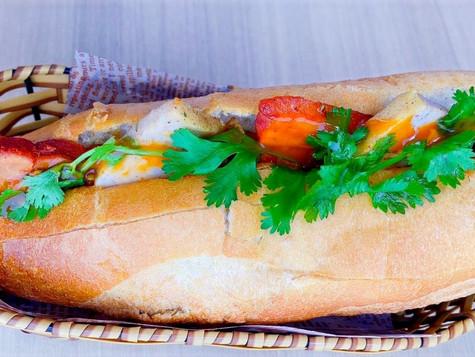 バインミー Banh mi ベトナムのサンドイッチ