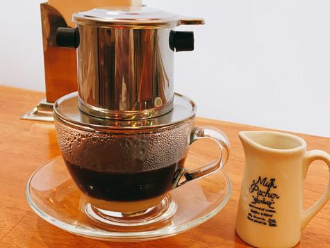 ベトナムコーヒー Ca phe Viet Nam