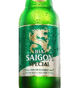 サイゴンスペシャル Bia Sai Gon