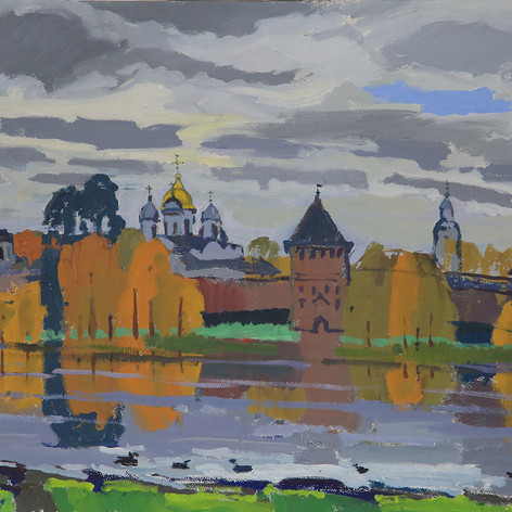 Владислав Булганин «Софийская сторона»