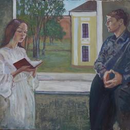 Владислава Мурдасова «Июнь за окном»