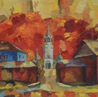 Дмитрий Жогин «Осенний залп»