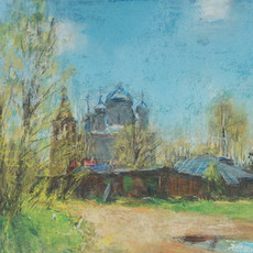 Павел Городецкий «Знаменский собор»