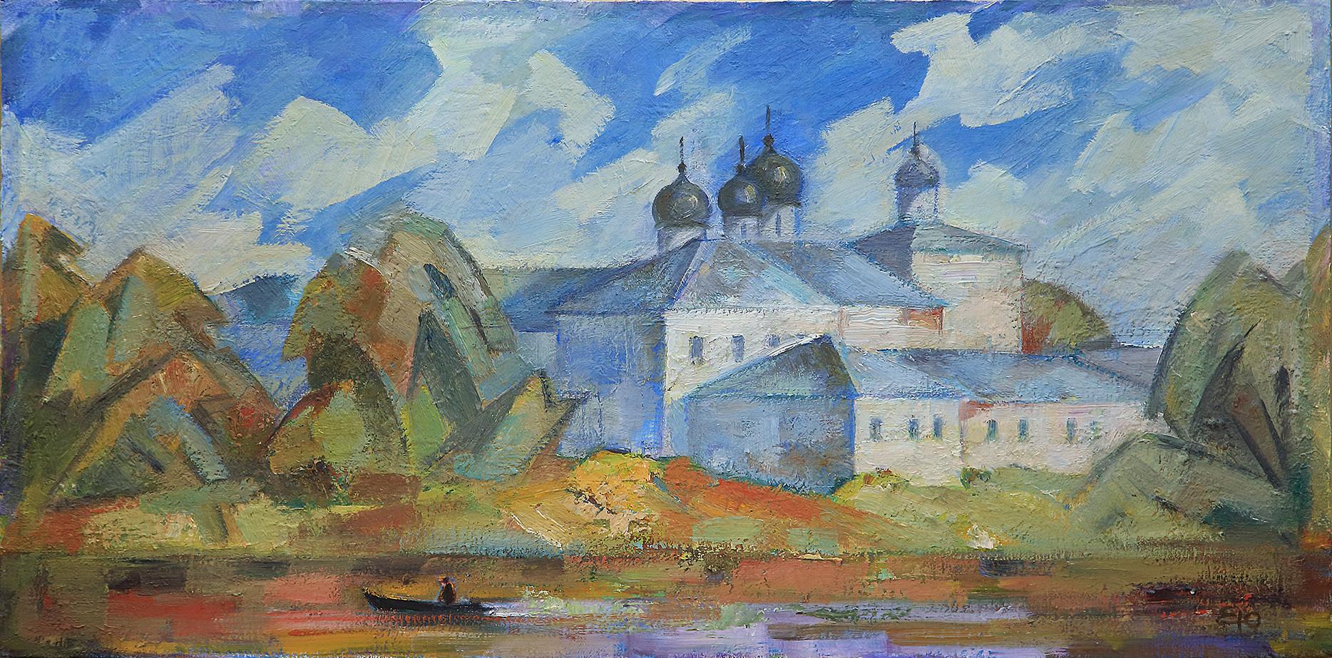 Юрий Ерышев «Антониев монастырь»