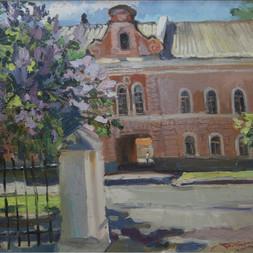 Даниил Беляев «Большая Московская»