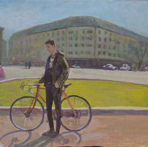 Владислава Мурдасова «На Софийской площади»
