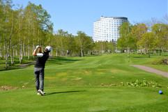 Niseko Village Golf at The Hilton